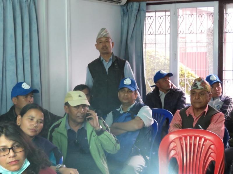 Exposure Visit Hetauda- Nala- Kirtipur
